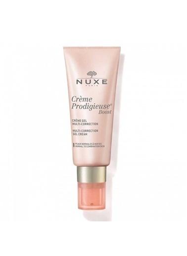 Nuxe NUXE Creme Prodigieuse Boost Multi-Correction Gel Cream 40 ml - Karma ve Normal Ciltler Renksiz